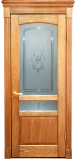 Двери FANTASIA со стеклом