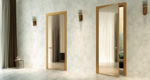 Двери VEGA стеклянные