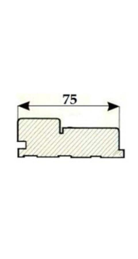 Двери Короб сращенный массив (комплект 2,5 шт)