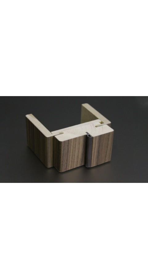 Двери Коробка универсальная с уплотнителем IDELINE (комплект 2,5 шт)