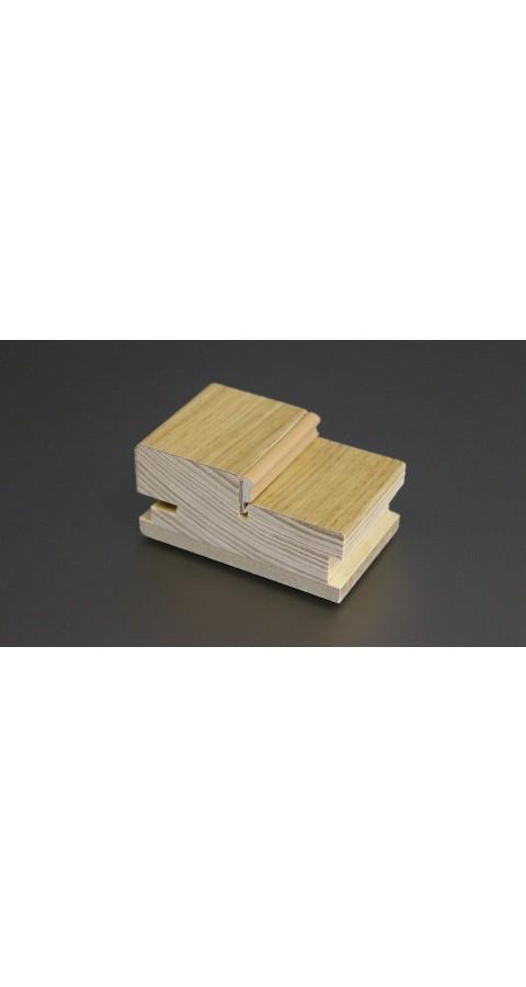 Двери Коробка под петли скрытой установки с уплотнителем Texture (комплект 2,5 шт)