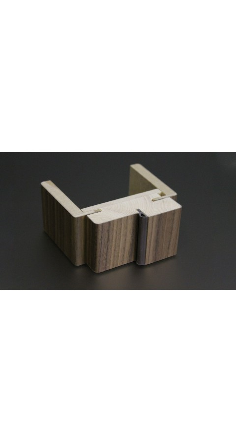 Двери Коробка универсальная с уплотнителем (комплект 2,5 шт)