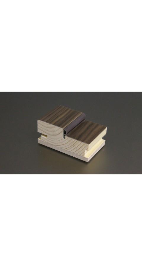 Двери Коробка под петли скрытой установки с уплотнителем IDELINE (комплект 2,5 шт)
