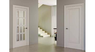 Двери с эмалевым покрытием
