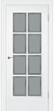Варианты цвета эмали: Белый 9003Варианты остекления: Фацет сатинато