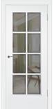 Варианты цвета эмали: Белый 9003Варианты остекления: Фацет стопсол