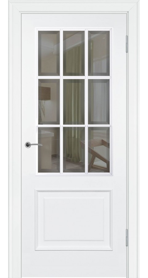Двери ENAMEL CLASSIC 232.3R2